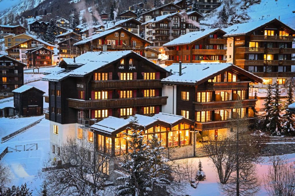 Hotel Dufour Alpin Superior Zermatt, Switzerland