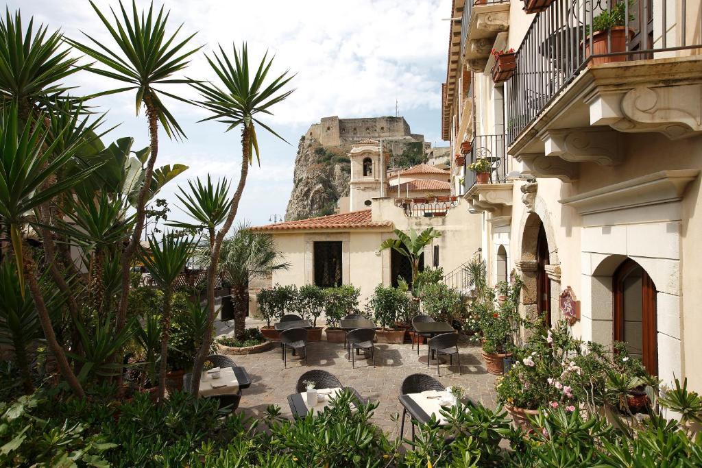Hotel Palazzo Krataiis Scilla, Italy
