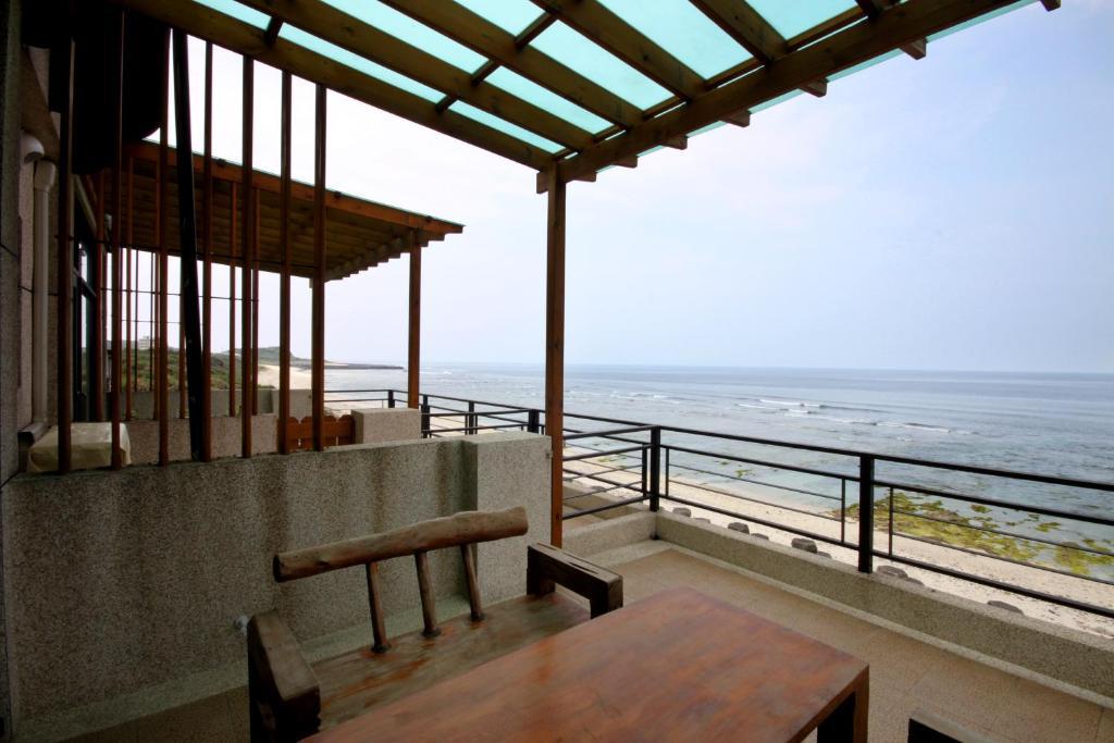 海景豪華雙人房-附陽台的相片(第 2 張)