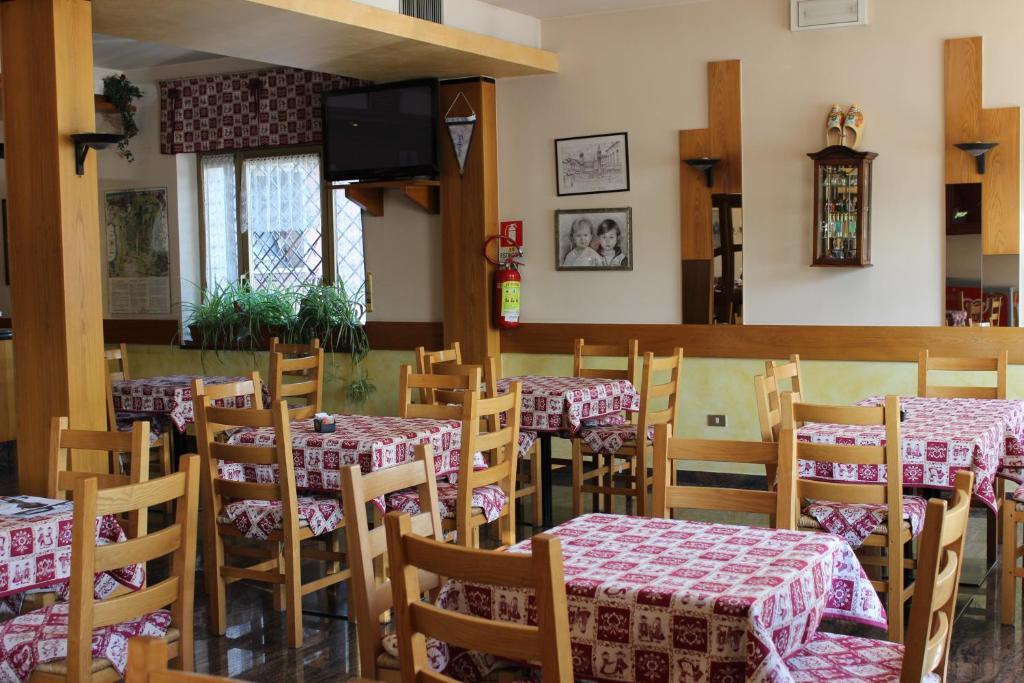 Ресторан / где поесть в Albergo Napoleone