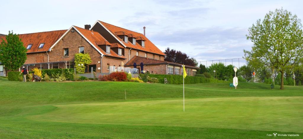 Golf Hotel Mergelhof Gemmenich, Belgium