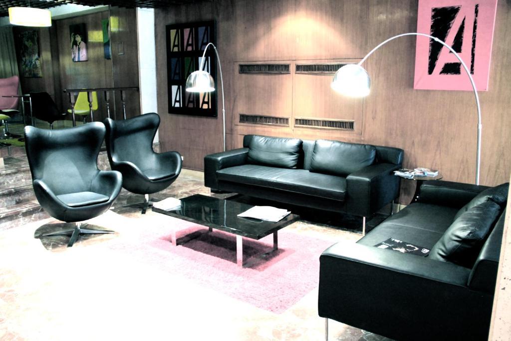 Zona de estar de Anaco