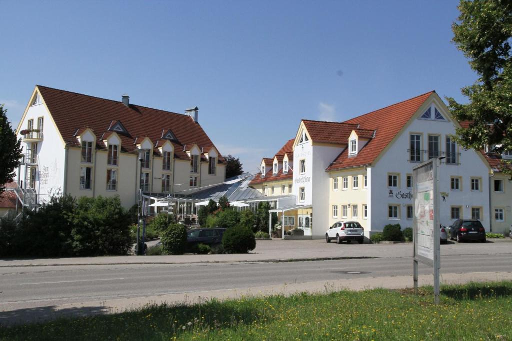 Flair Hotel Zum Schwarzen Reiter Horgau, Germany