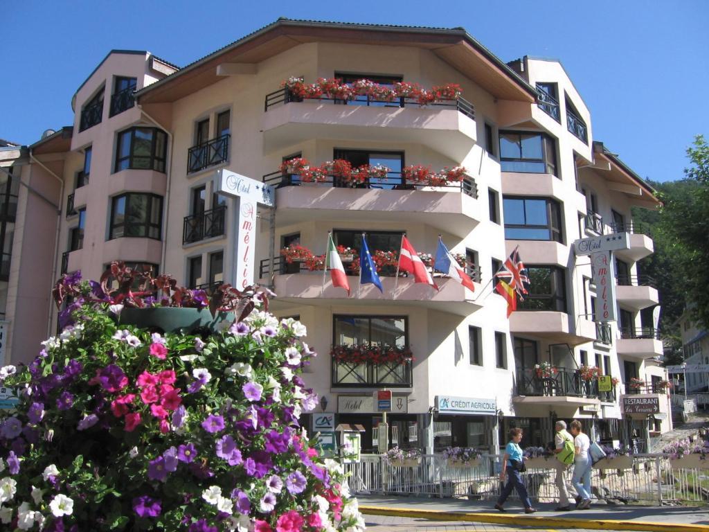 Hotel Amelie Brides-les-Bains, France