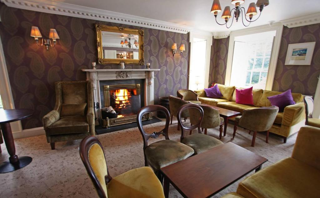The Red Door Country House - Laterooms