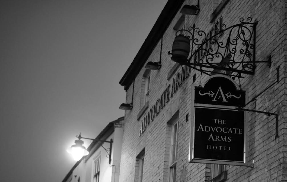 The Advocate Arms - Laterooms