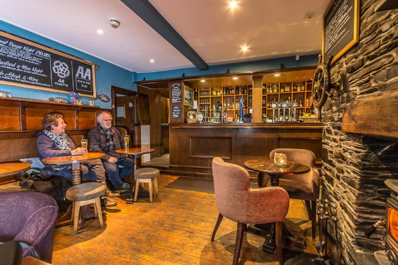 Penhelig Arms - Laterooms