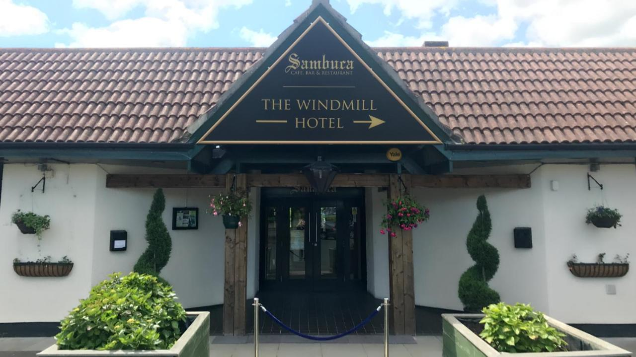The Windmill Hotel - Laterooms