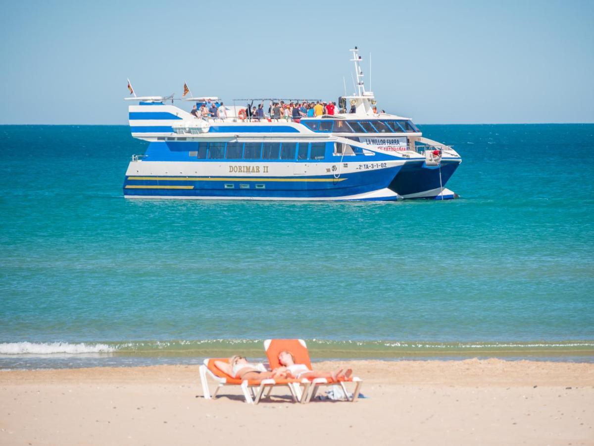 Golden Donaire Beach - Laterooms
