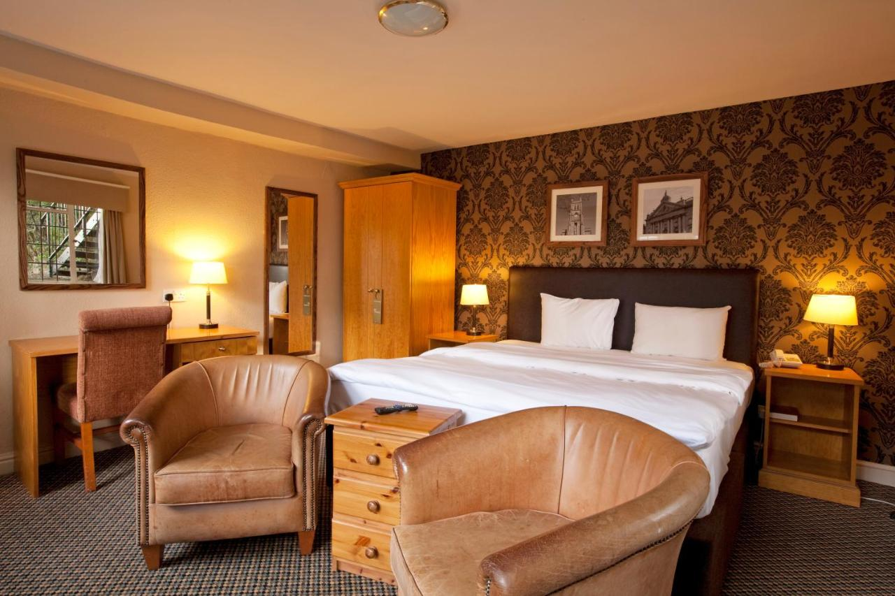 Cromwell Lodge Hotel - Laterooms