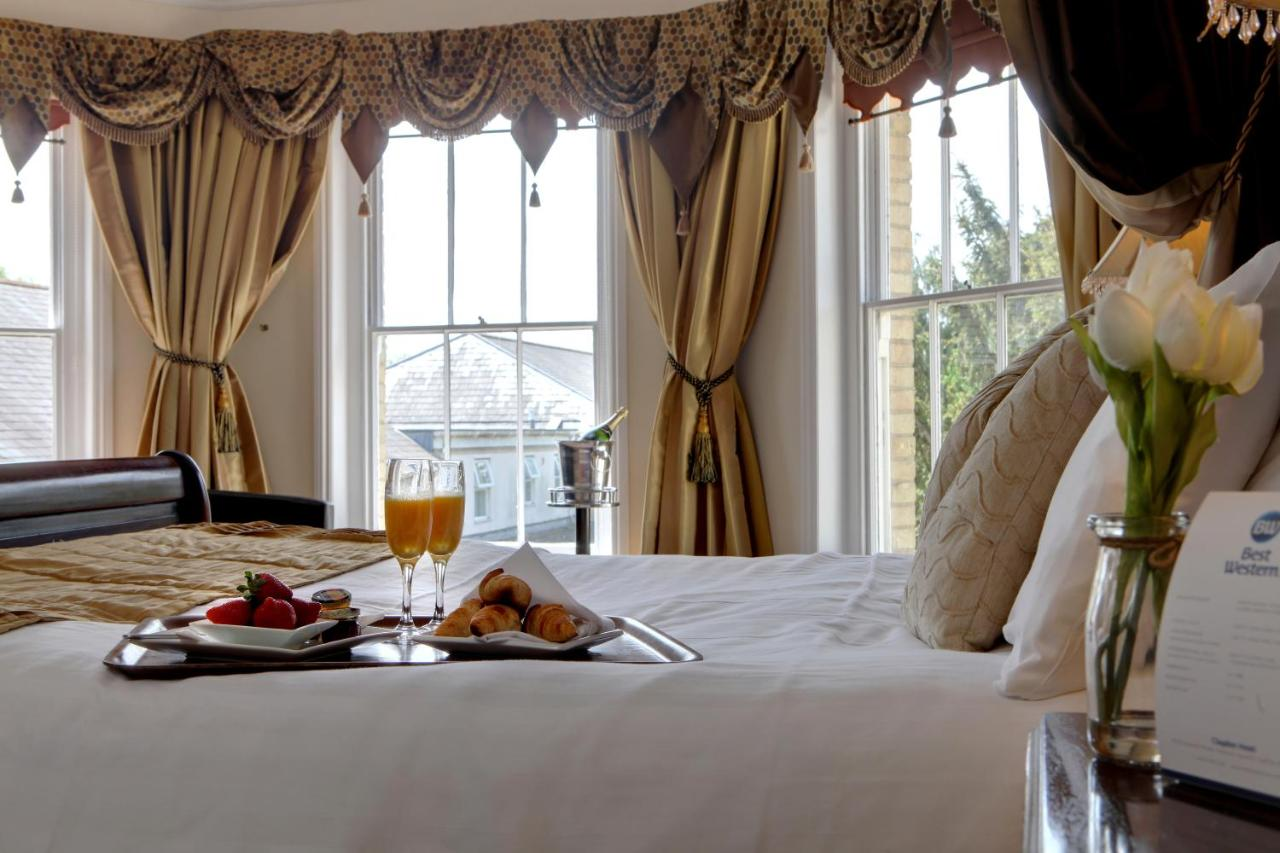 BEST WESTERN Claydon Country House Hotel - Laterooms