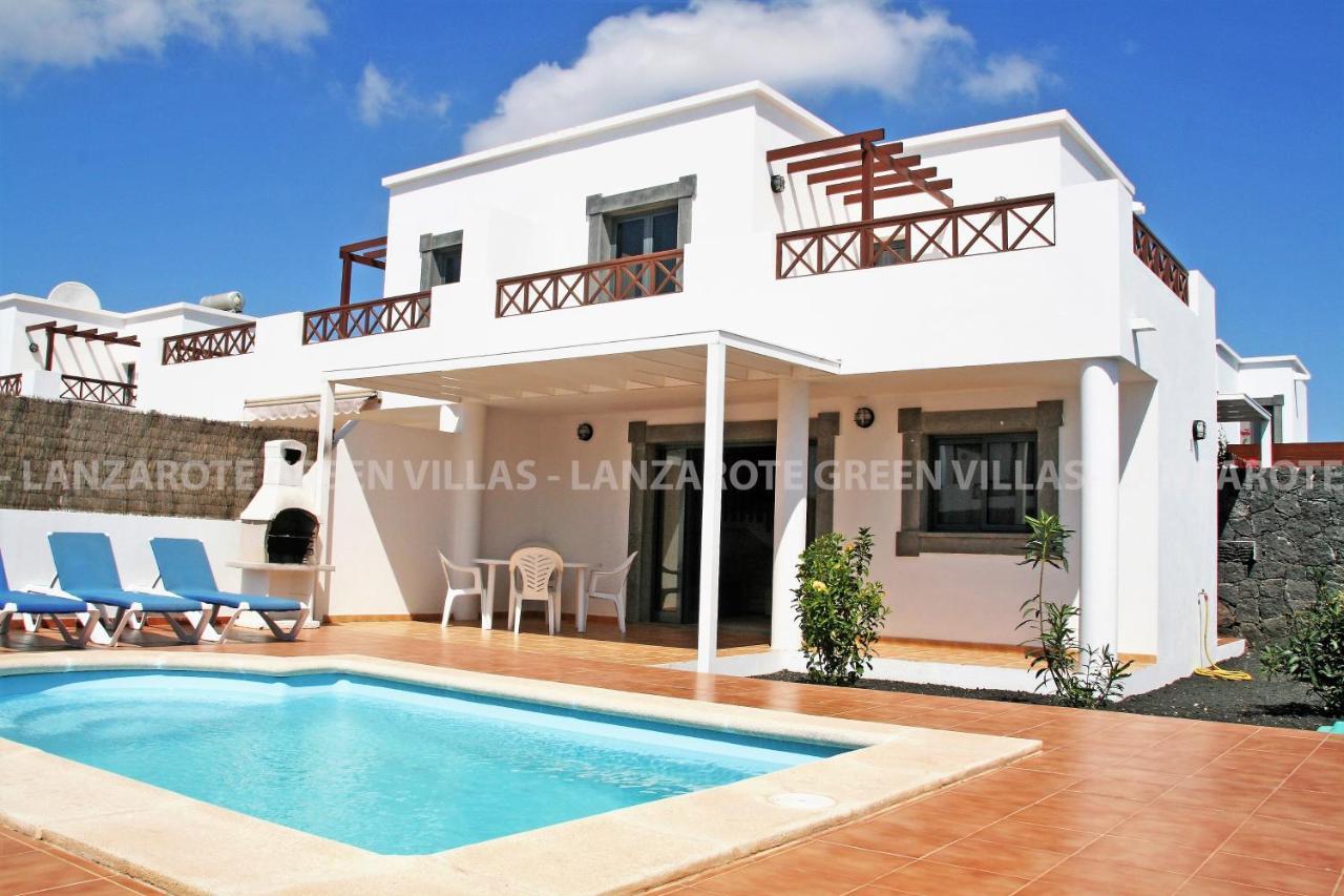 Lanzarote Green Villas - Laterooms