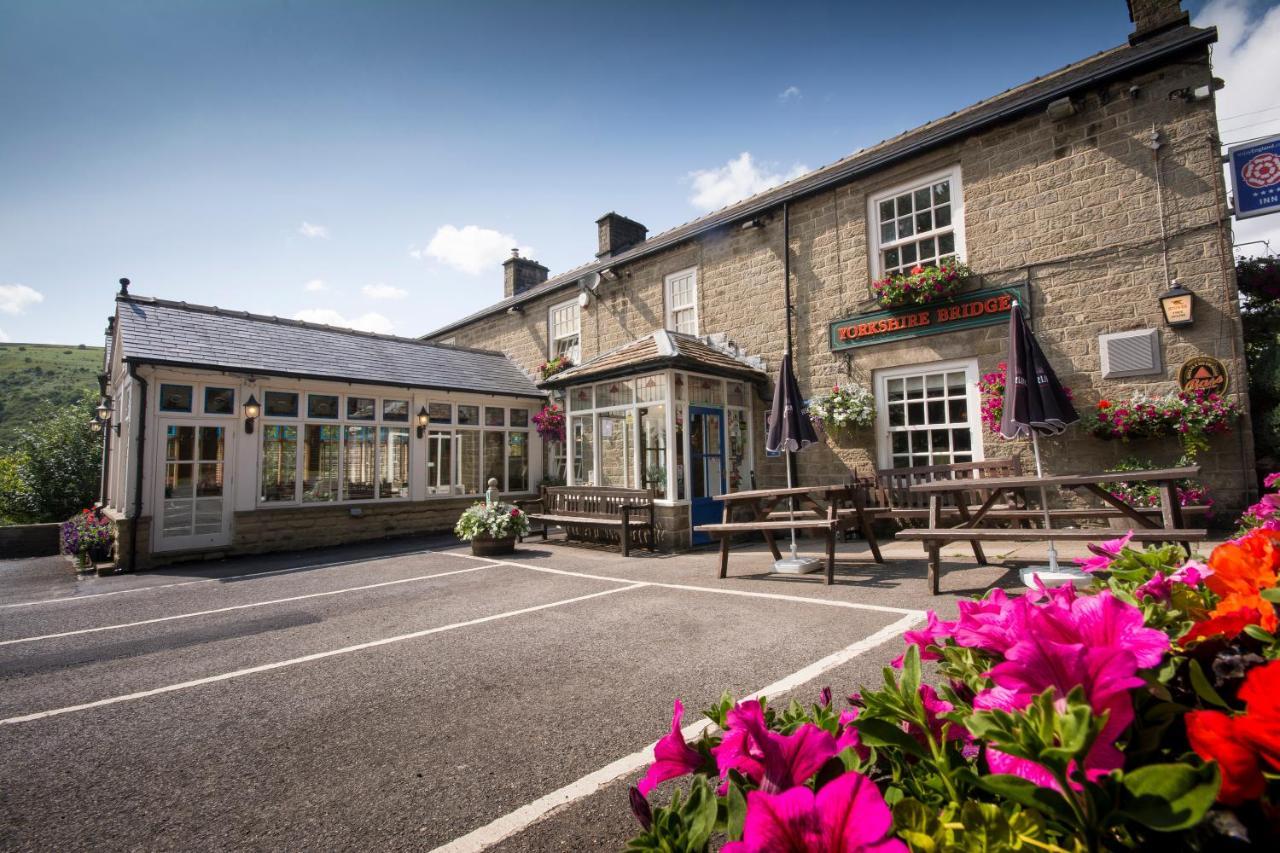 Yorkshire Bridge Inn - Laterooms