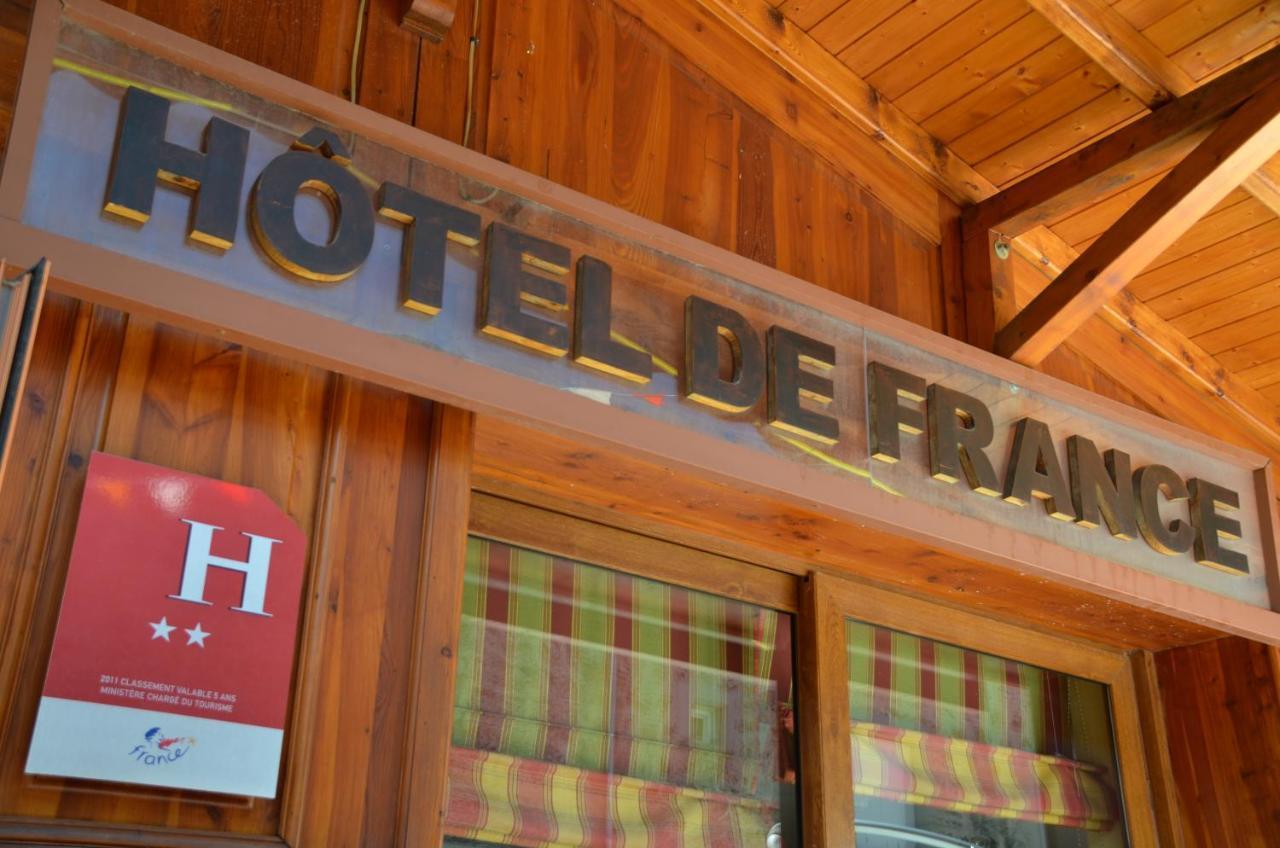 Hôtel de France - Laterooms