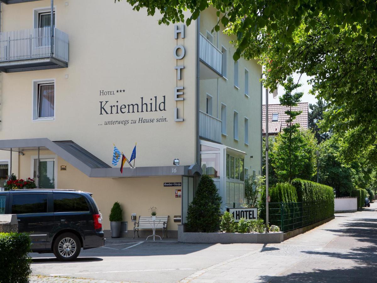 Hotel Kriemhild am Hirschgarten - Laterooms