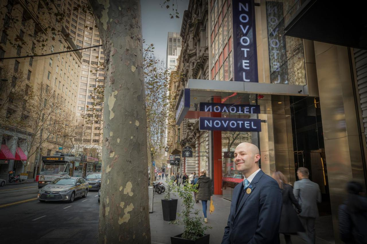 Novotel Melbourne on Collins - Laterooms