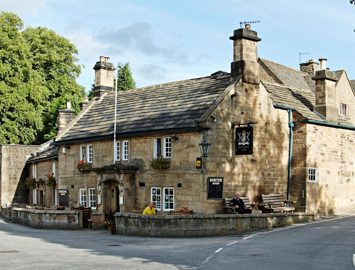 Devonshire Arms at Beeley - Laterooms