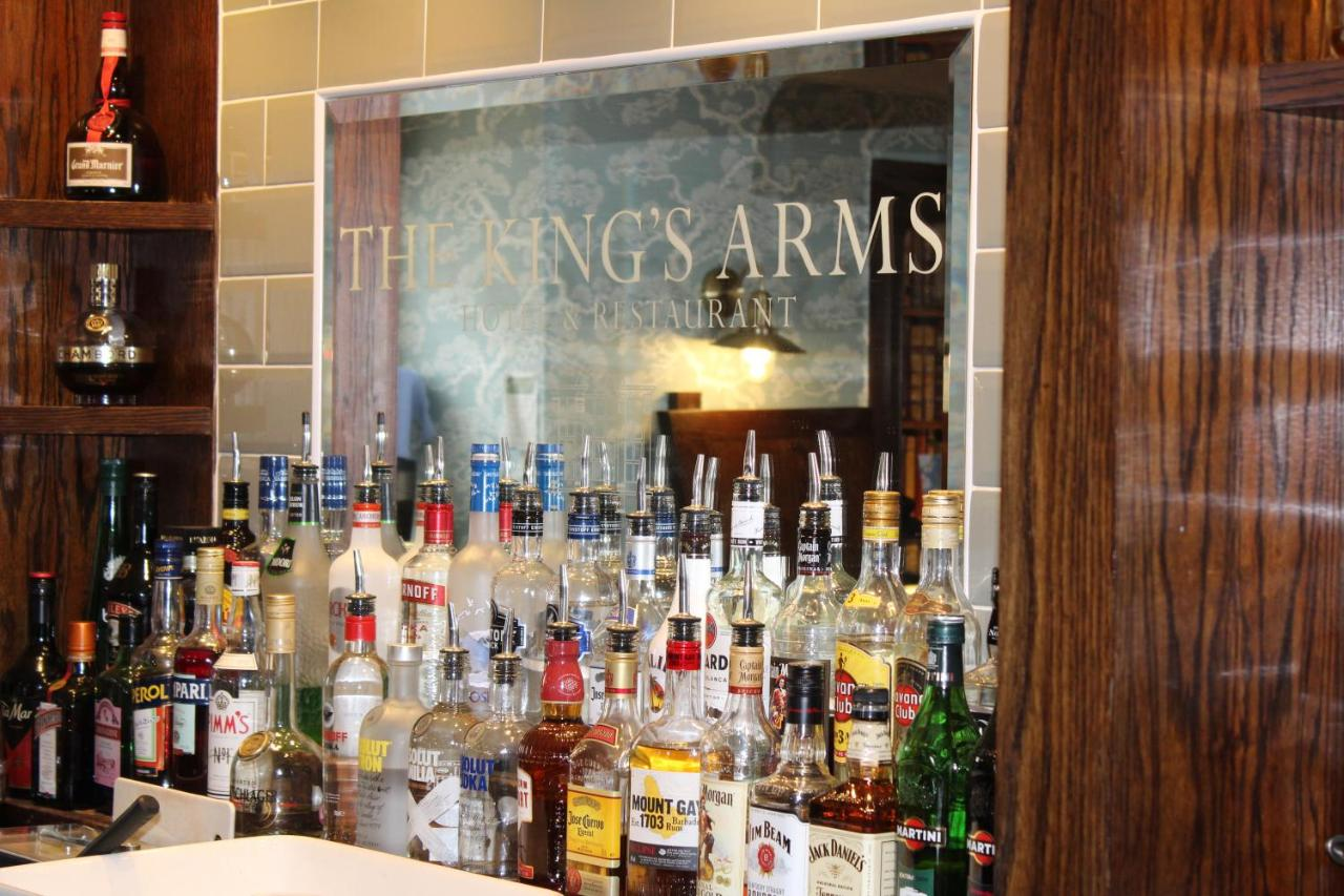 The Kings Arms Hotel & Restaurant - Laterooms