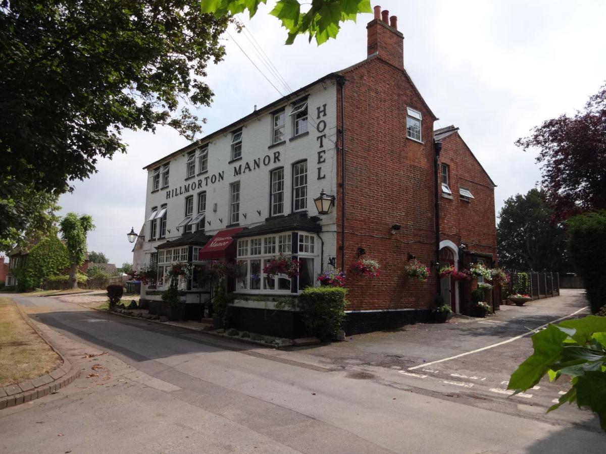 The Hillmorton Manor - Laterooms
