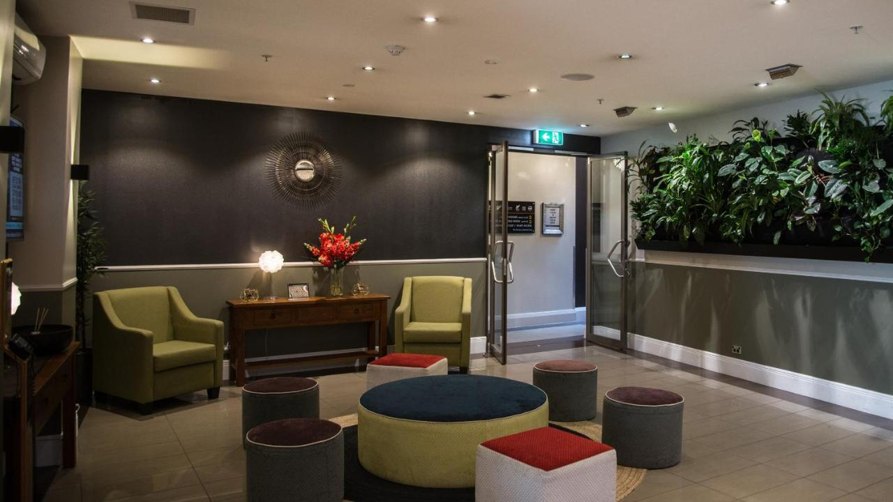 Auckland City Hotel Hobson Street - Laterooms