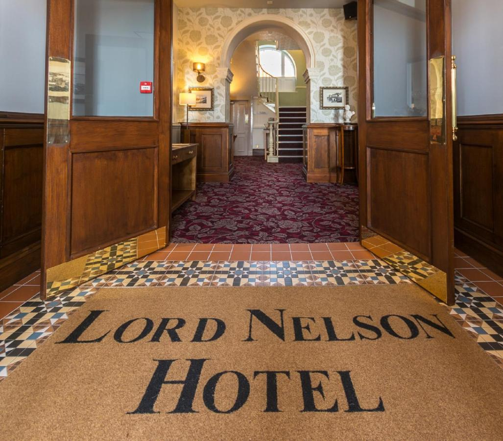 Lord Nelson - Laterooms