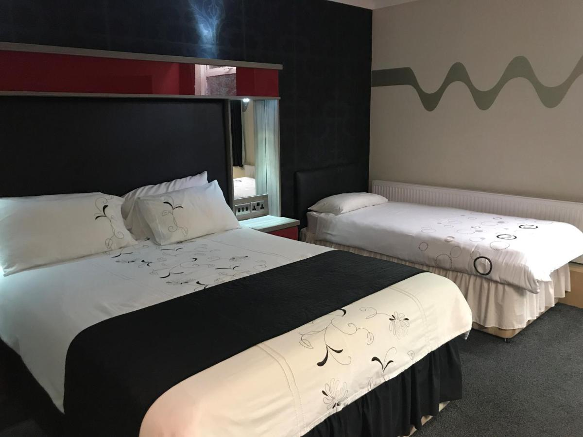 The Whitehall Hotel - Laterooms