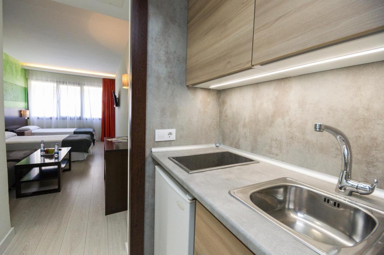 Apart-Hotel Serrano Recoletos - Laterooms