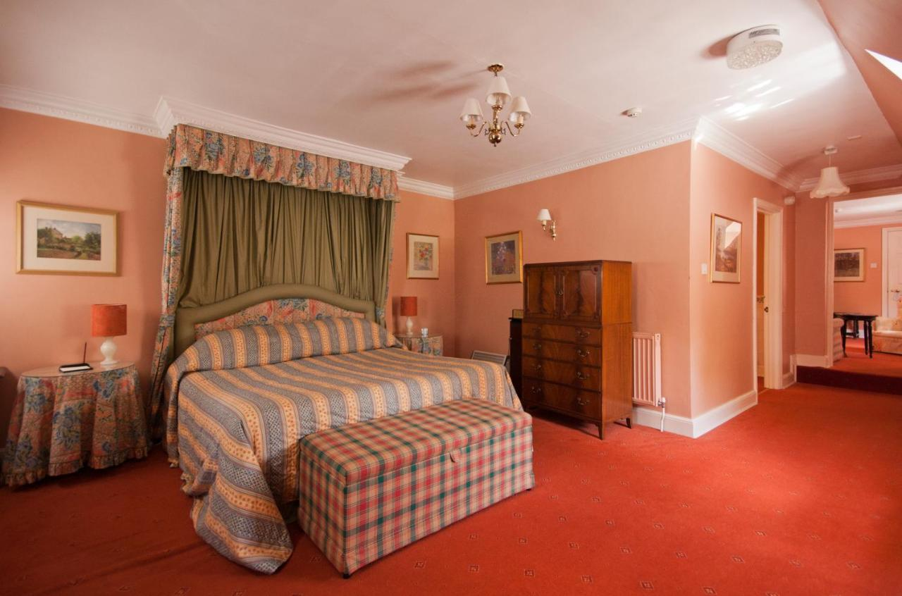 Corse Lawn House Hotel - Laterooms