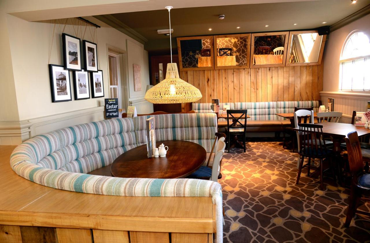 Crewe and Harpur by Marstons Inns - Laterooms