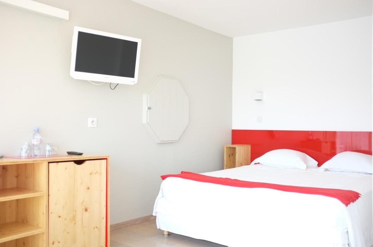 Hôtel Belle-Vue - Laterooms