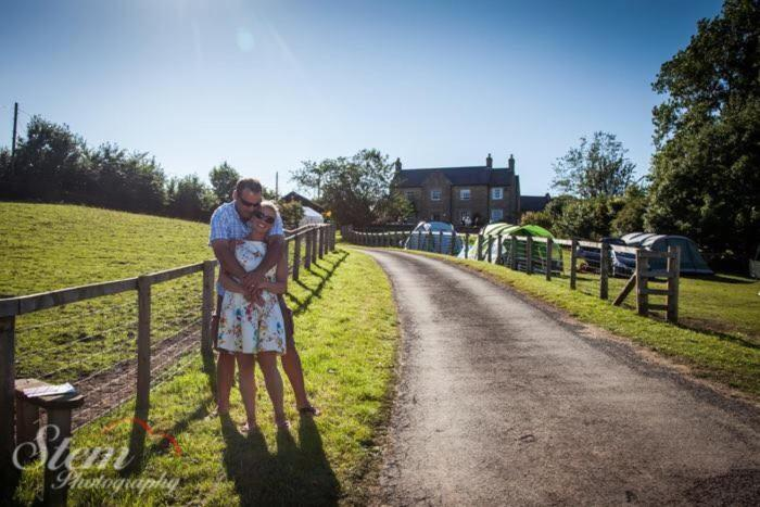 Low Gingerfield Farm B&B; - Laterooms