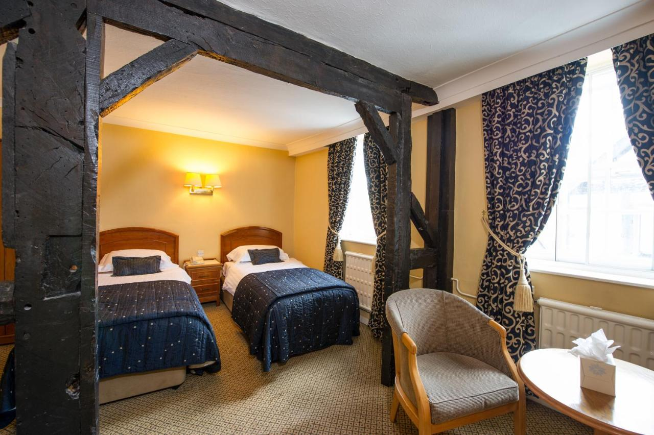 Prince Rupert Hotel - Laterooms