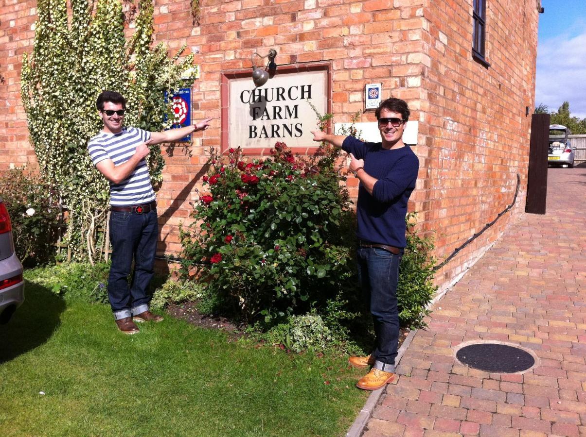 Church Farm Barns - Laterooms