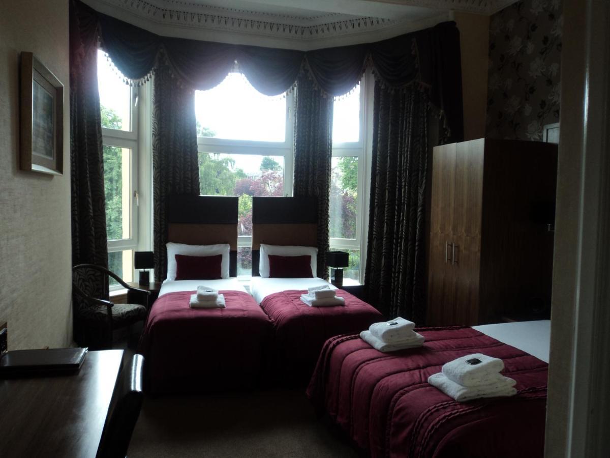Edinburgh Regency Guest House - Laterooms