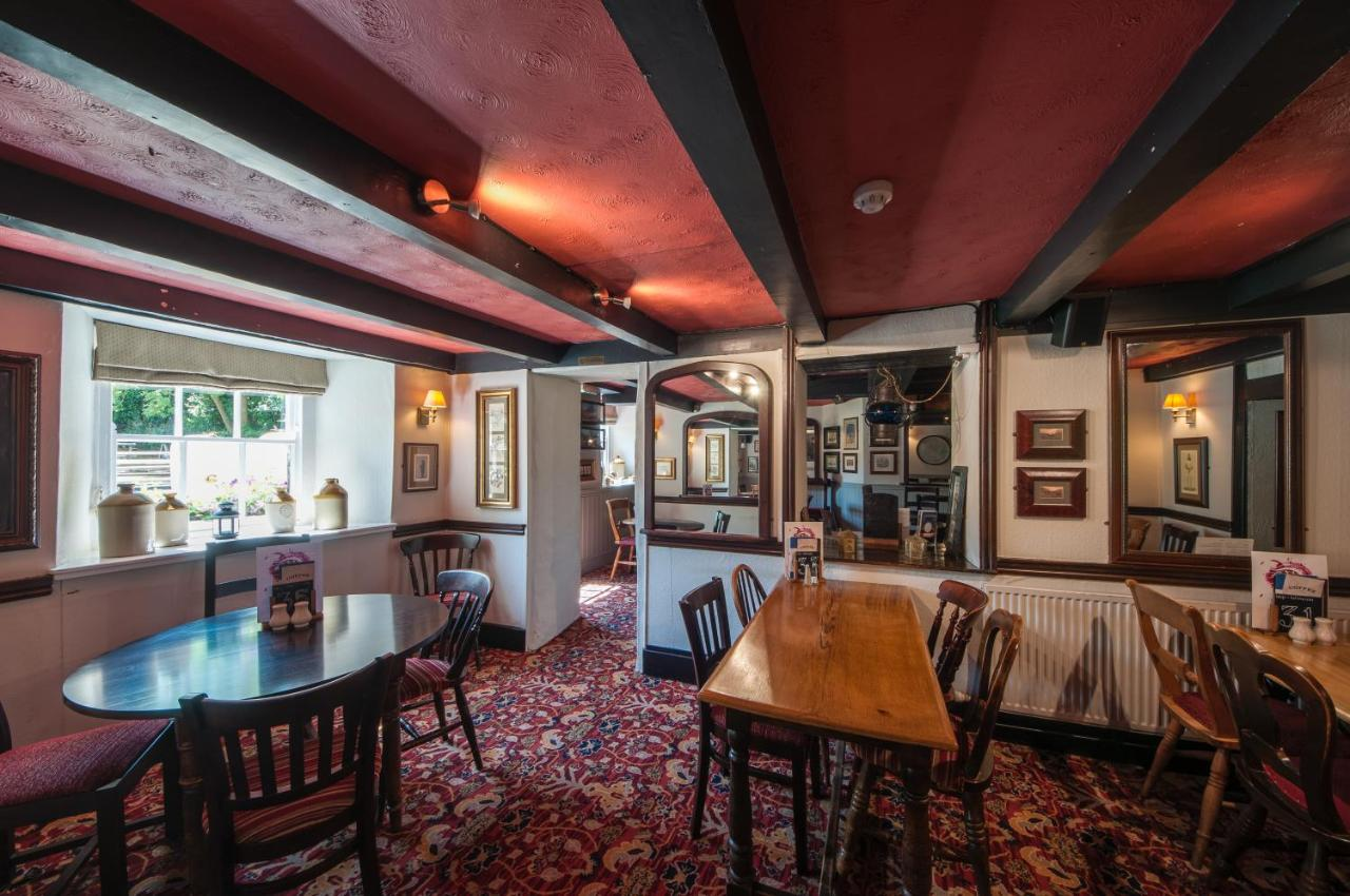 The Old Inn - Laterooms