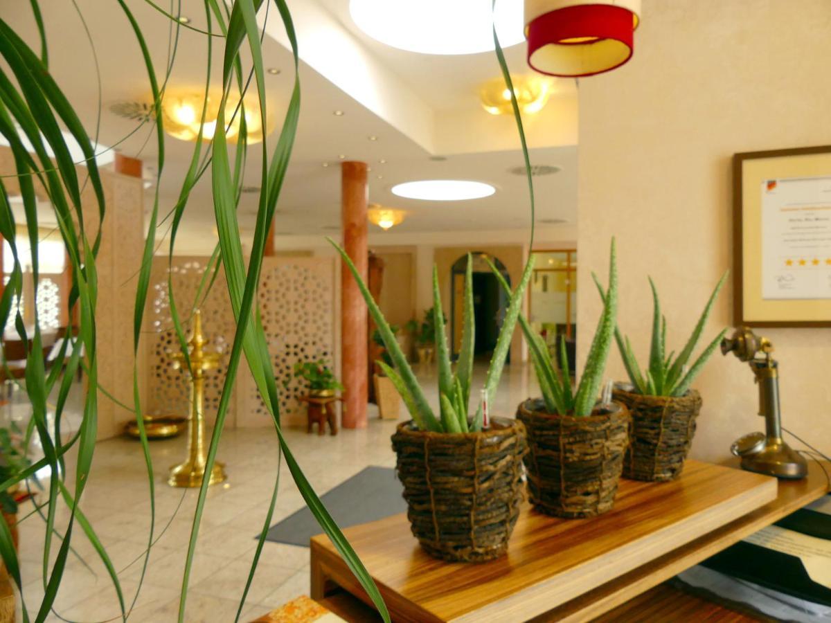 Raj Mahal Medical Spa und Seminarhotel - Laterooms