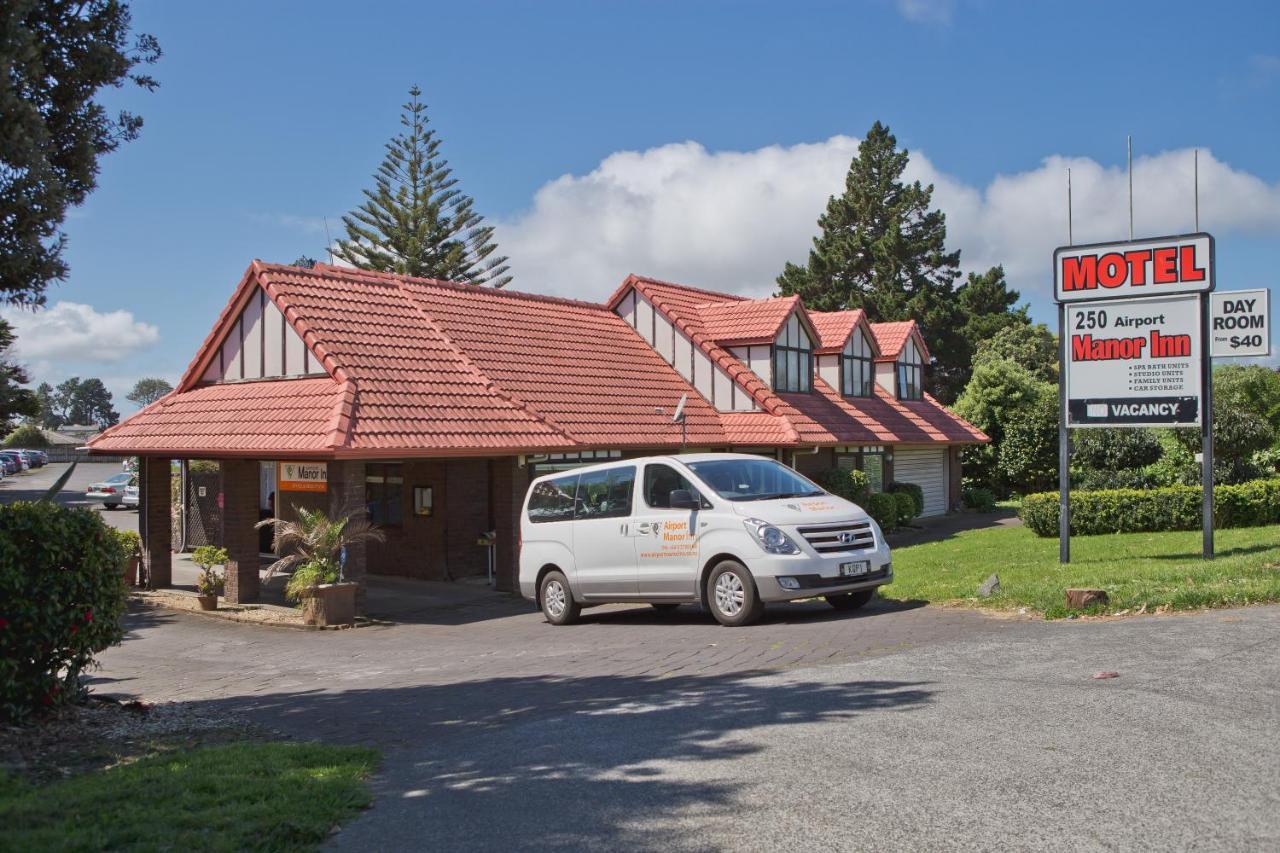 Airport Manor Inn - Laterooms