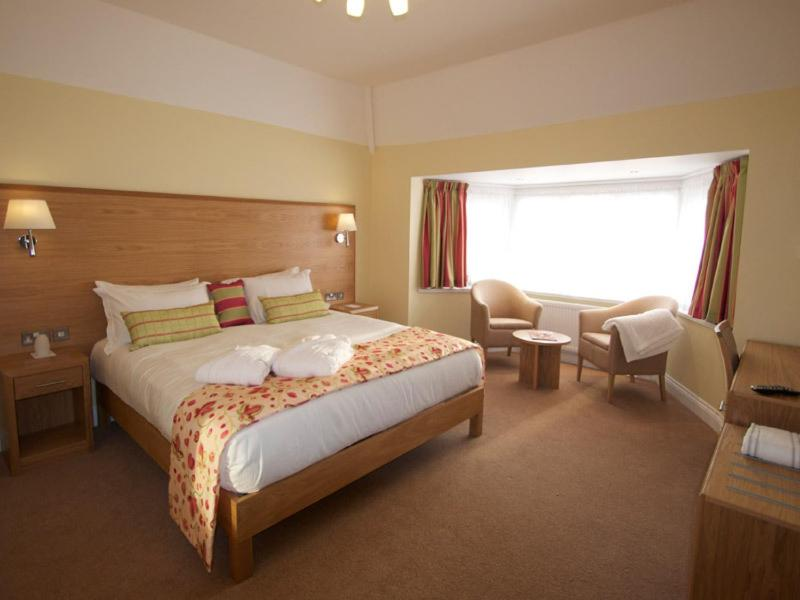 Clover Spa and Hotel - Laterooms