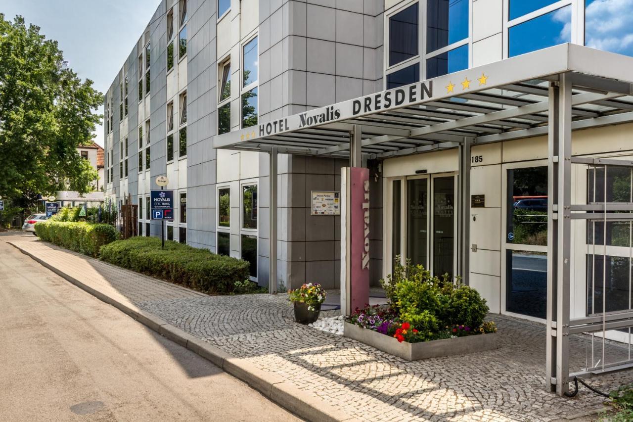 Hotel NOVALIS Dresden - Laterooms