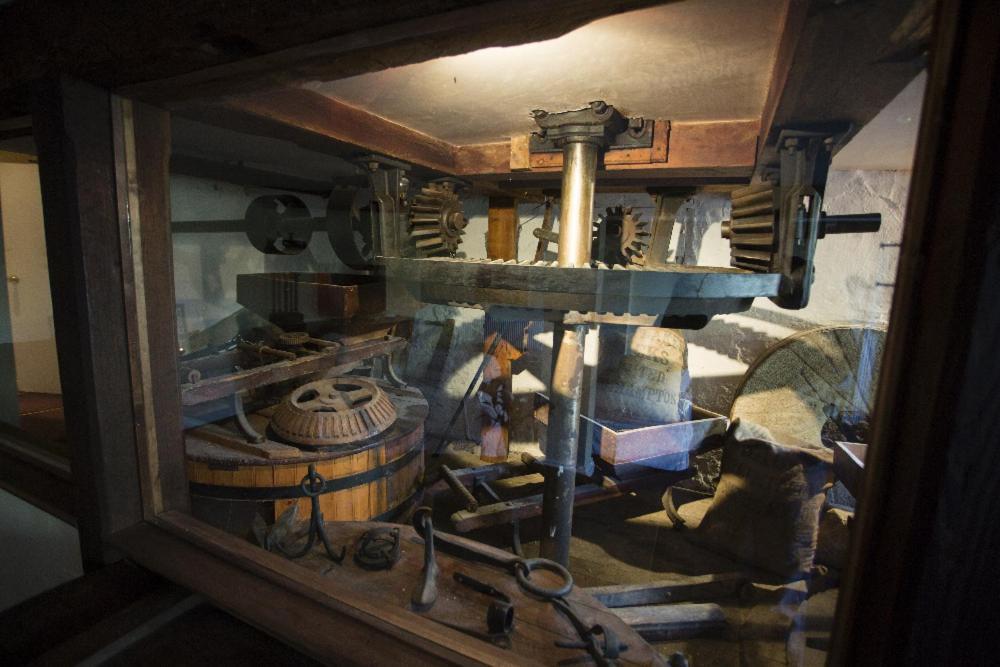 Hornsbury Mill - Laterooms