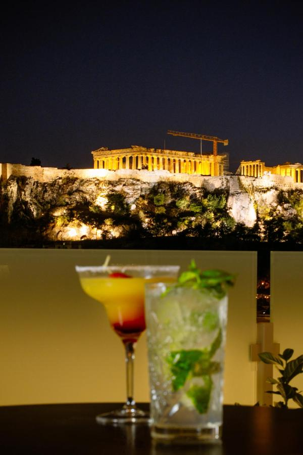 Athens Cypria Hotel - Laterooms