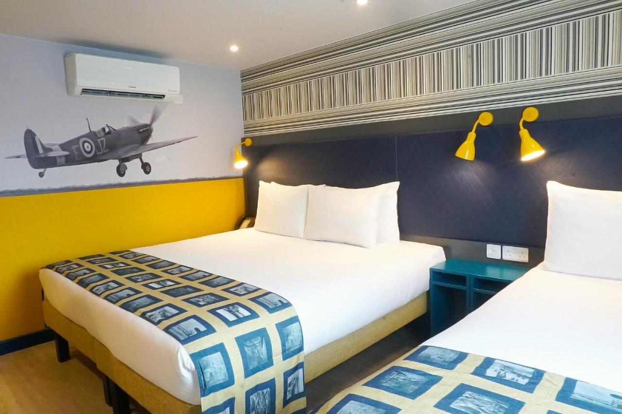 Best Western Plus London Croydon Aparthotel - Laterooms