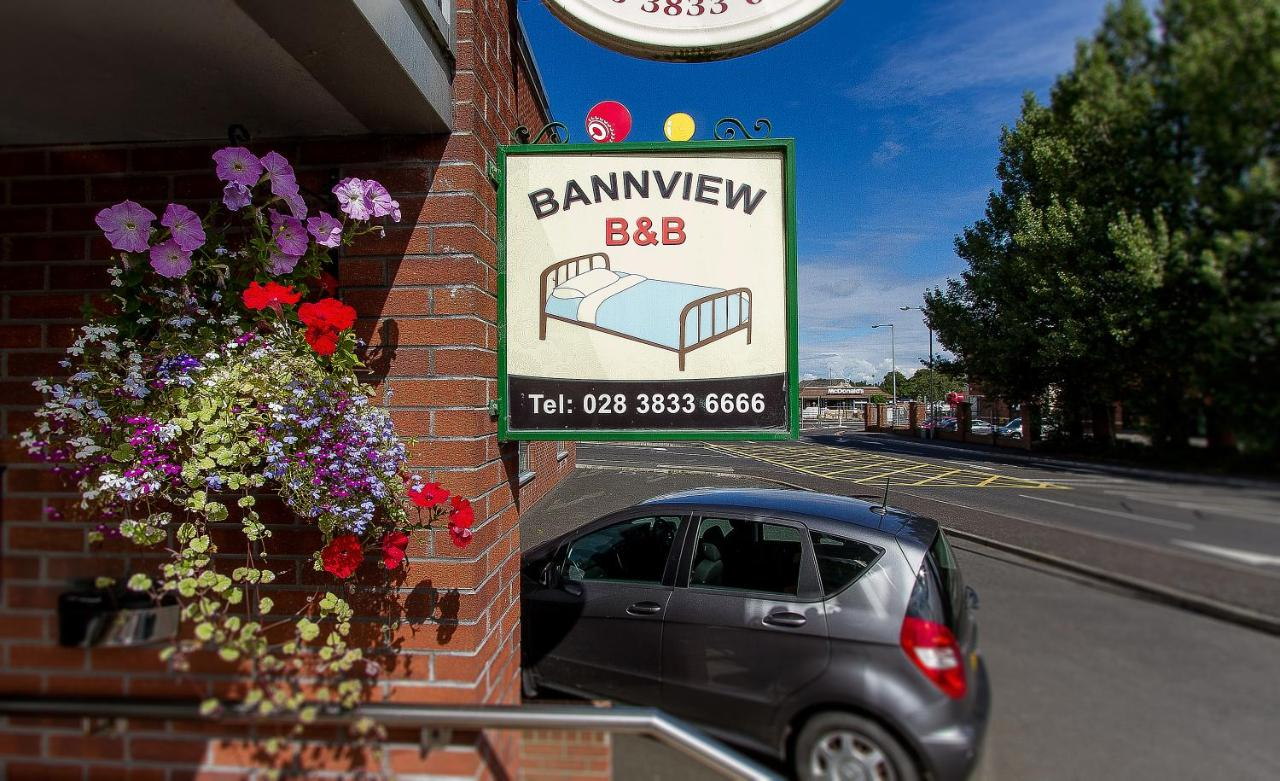 Bannview Bed & Breakfast - Laterooms
