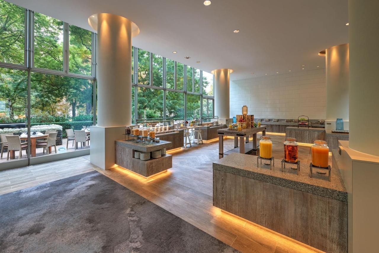 Hilton Frankfurt City Centre - Laterooms