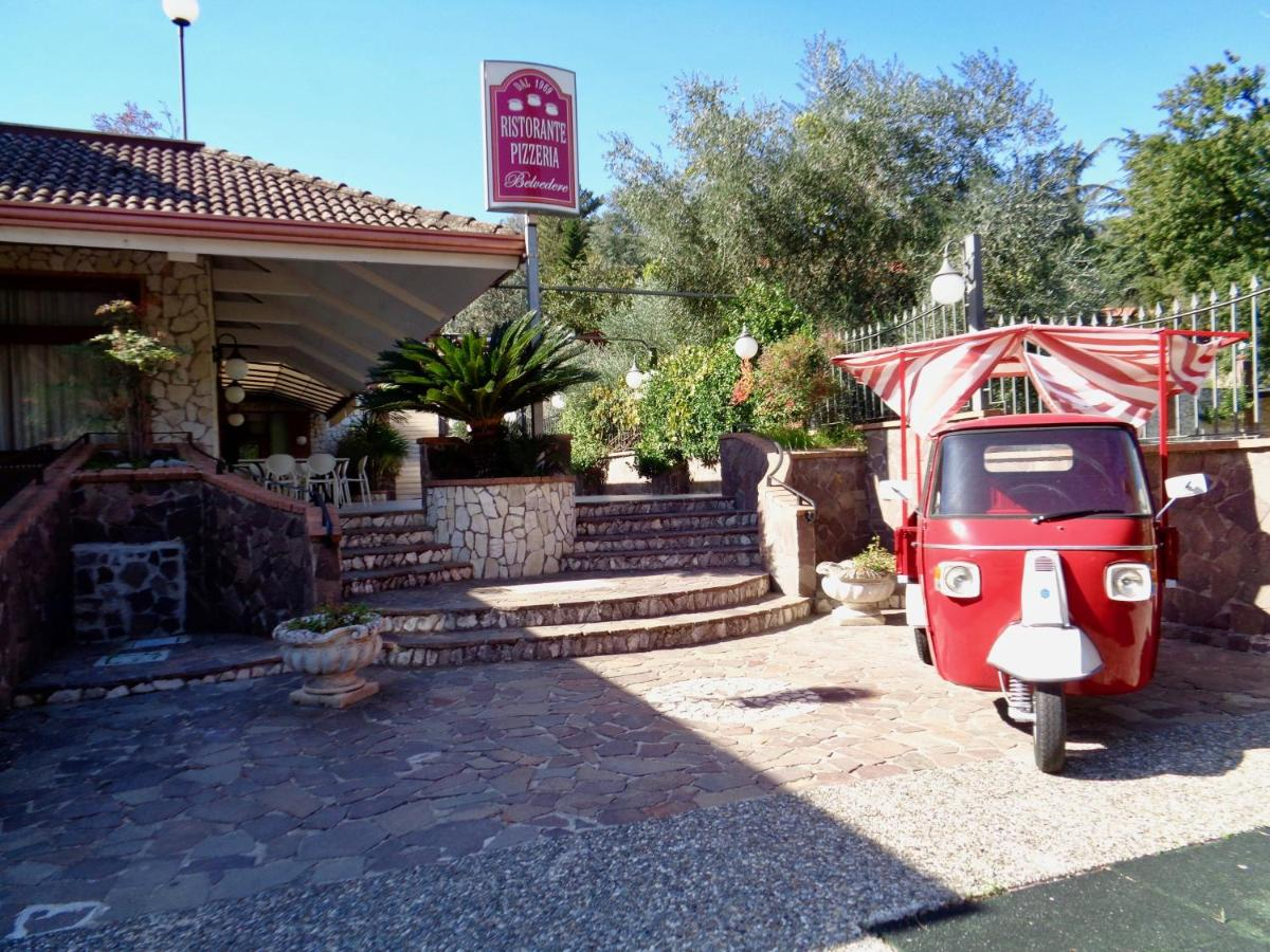 HOTEL RISTORANTE BELVEDERE - Laterooms