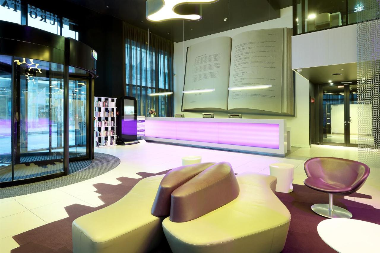 Eurostars Books Hotel - Laterooms