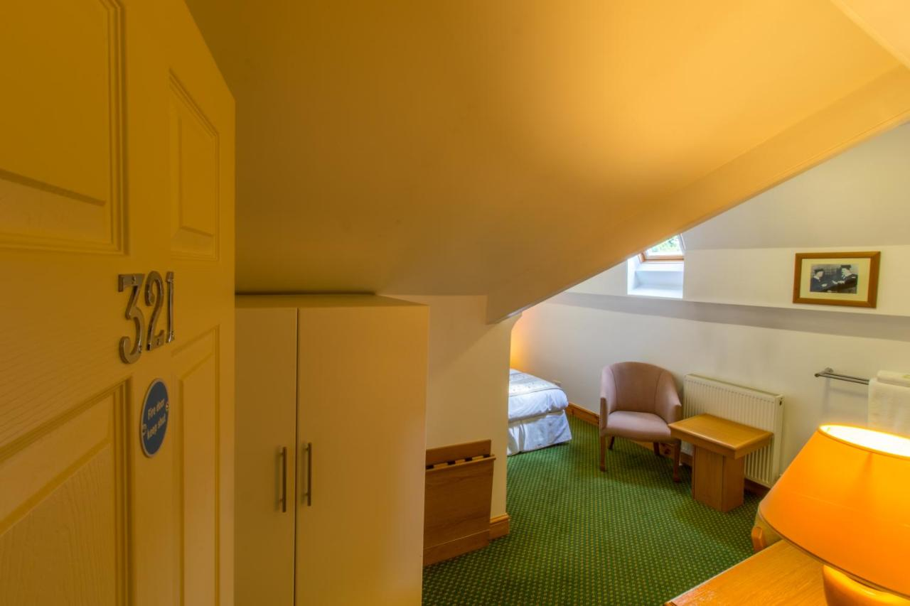 A Park View Hotel - Laterooms