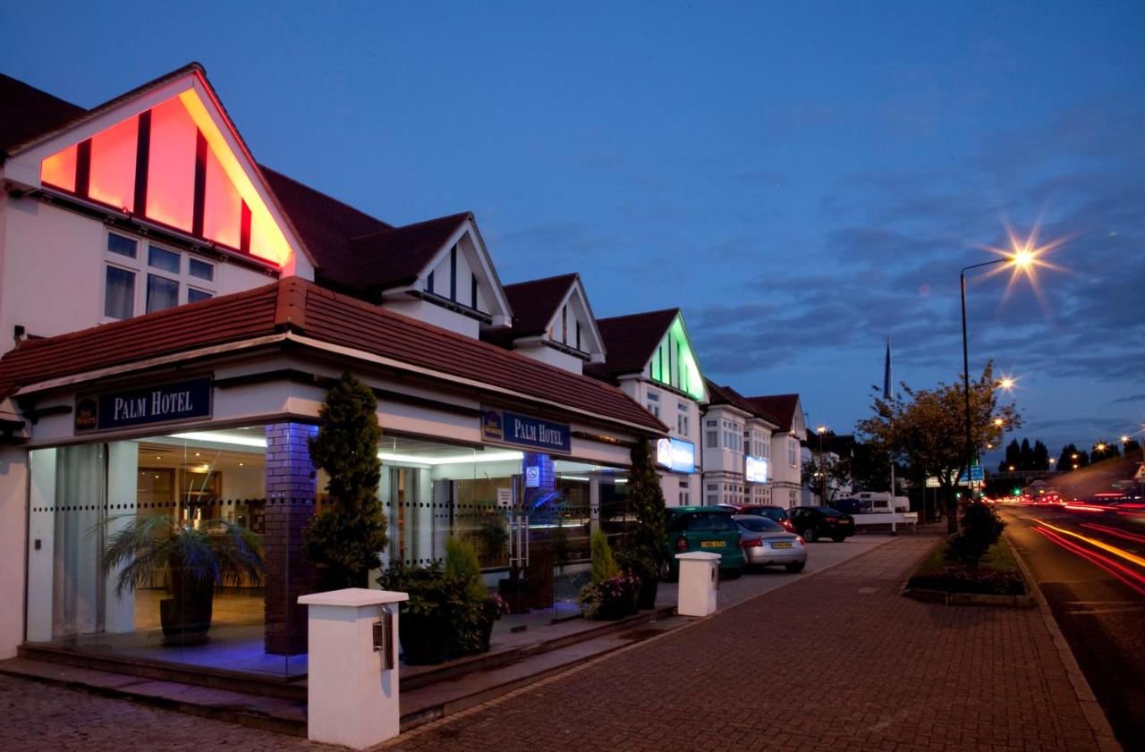 Best Western Palm Hotel - Laterooms
