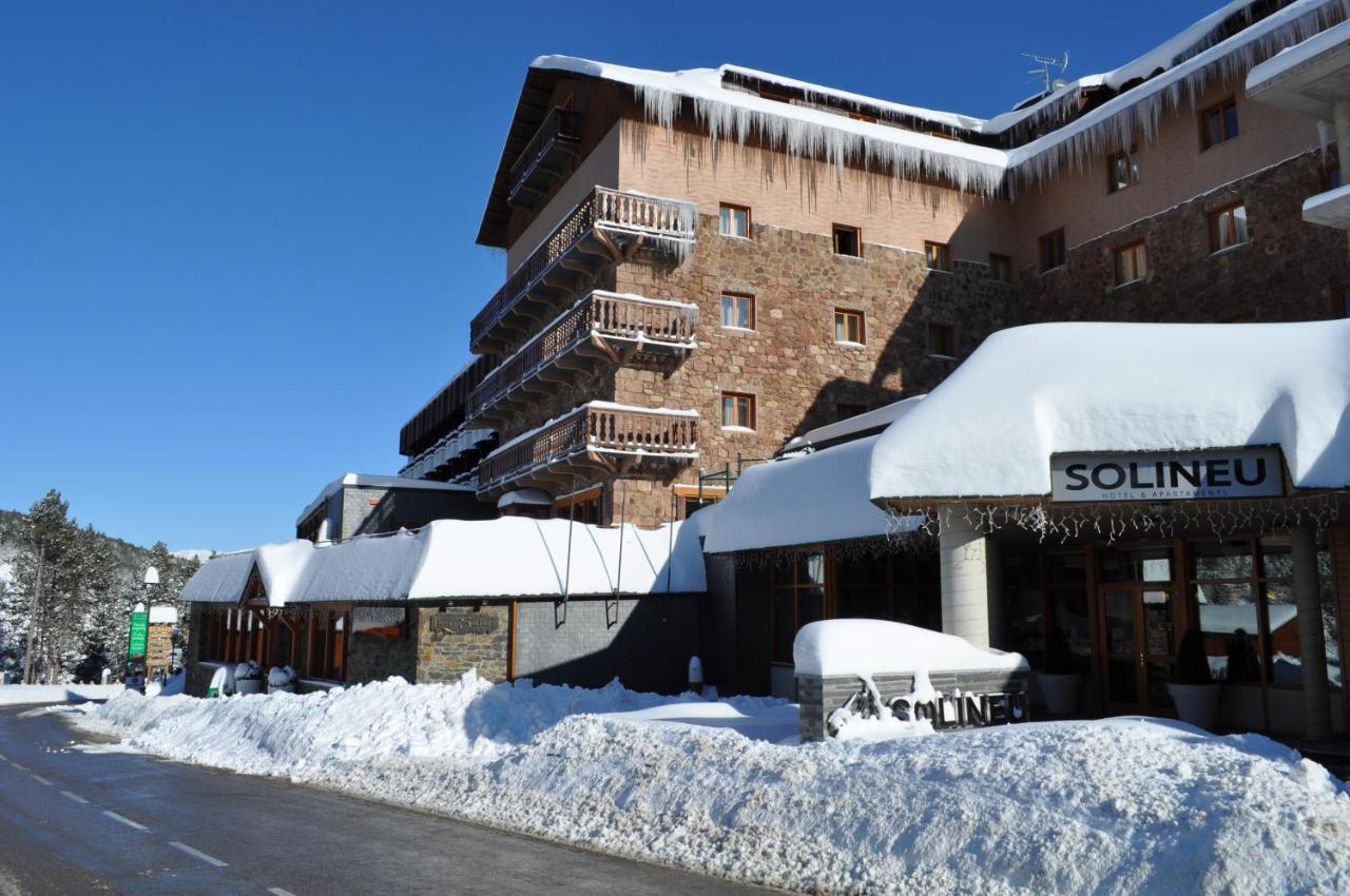 Hotel Solineu - Laterooms