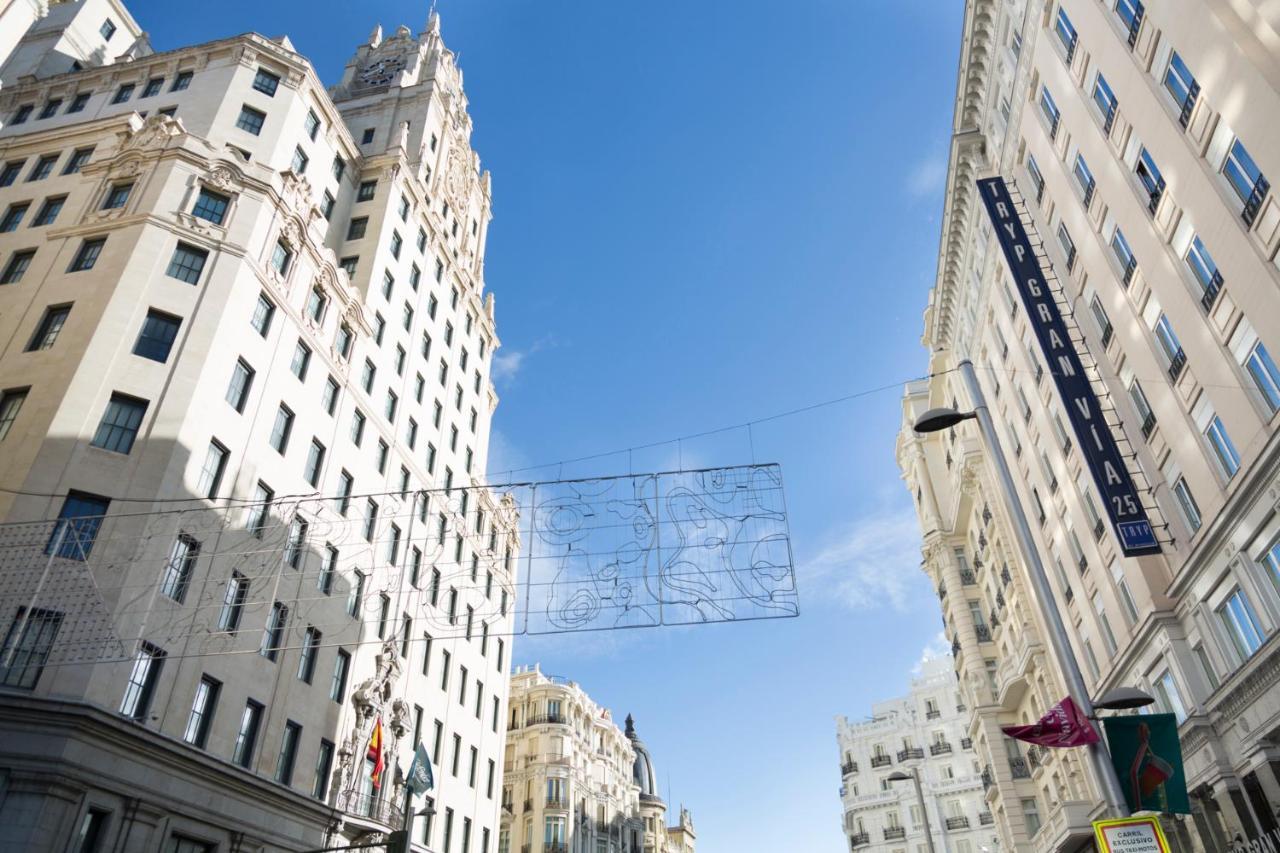 TRYP Madrid Gran Via Hotel - Laterooms
